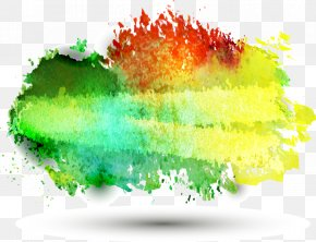 Vector Watercolor Background - Watercolor Painting Royalty-free Clip Art PNG
