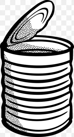 Clip Art Bin - Clip Art Tin Can Openclipart Drink Can Vector Graphics PNG