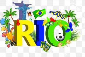 Rio Olympics - Rio De Janeiro 2016 Summer Olympics Icon PNG