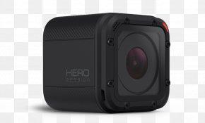 Gopro Cameras - Video Cameras GoPro HERO5 Black Action Camera PNG