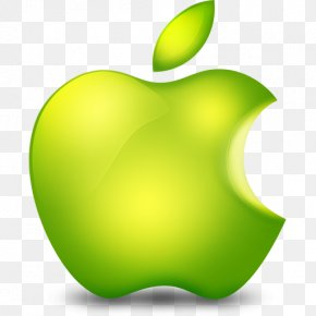 Glossy Apple Icon - Macintosh Operating Systems Apple Icon Image Format PNG