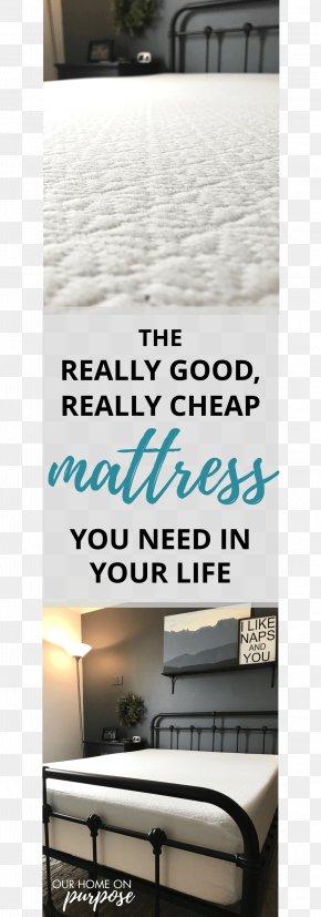 Discount Life - Mattress Text Industrial Design Font PNG