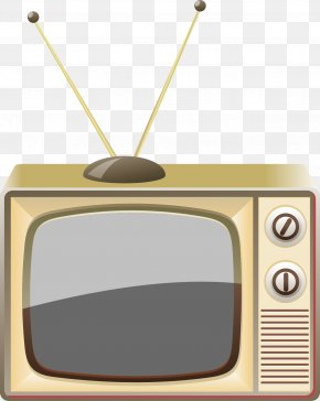 TV Vector Material - Television Set Drawing Clip Art PNG