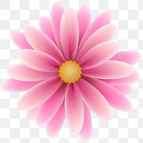 Pink Flower - Pink Flowers Clip Art PNG
