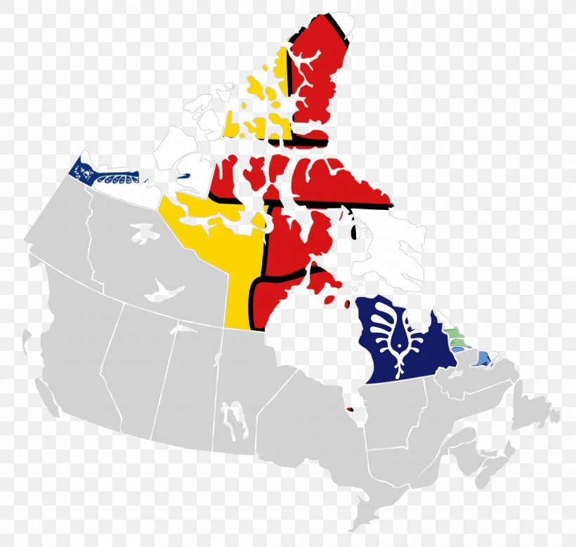 Canada Vector Graphics Map Information United States Of ...