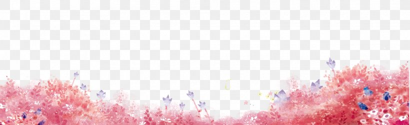 Pink Download Computer File, PNG, 1969x602px, Pink, Cerasus, Cherry, Cherry Blossom, Color Download Free