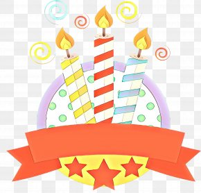 Birthday Candle Cartoon - Birthday Candle PNG