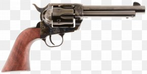 Weapon - Colt Single Action Army .357 Magnum Revolver .45 Colt Firearm PNG