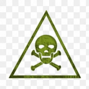 Poison Cliparts - Poison Hazard Symbol Clip Art PNG