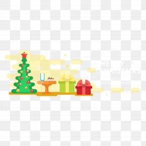 Christmas Day - Santa Claus Christmas Day Vector Graphics Design Christmas Tree PNG