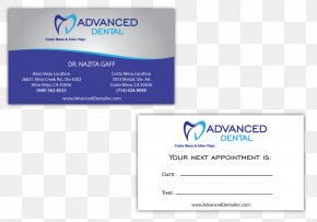Visit Card - Business Card Design Business Cards Dentist Pinnacle Medical Marketing Printing PNG