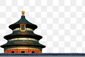 Antique Brick Tiantan North Of Ancient Buildings - Temple Of Heaven Summer Palace Tiananmen Square Yonghe Temple Great Wall Of China PNG