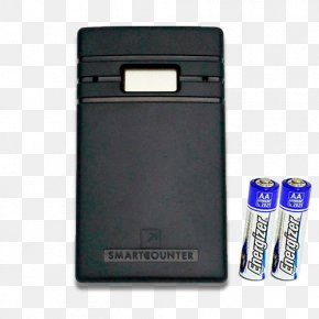 Rubles - People Counter Electronics Wireless Electric Battery PNG