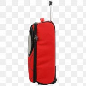 Spiderman Side - Spider-Man Suitcase Bag PNG