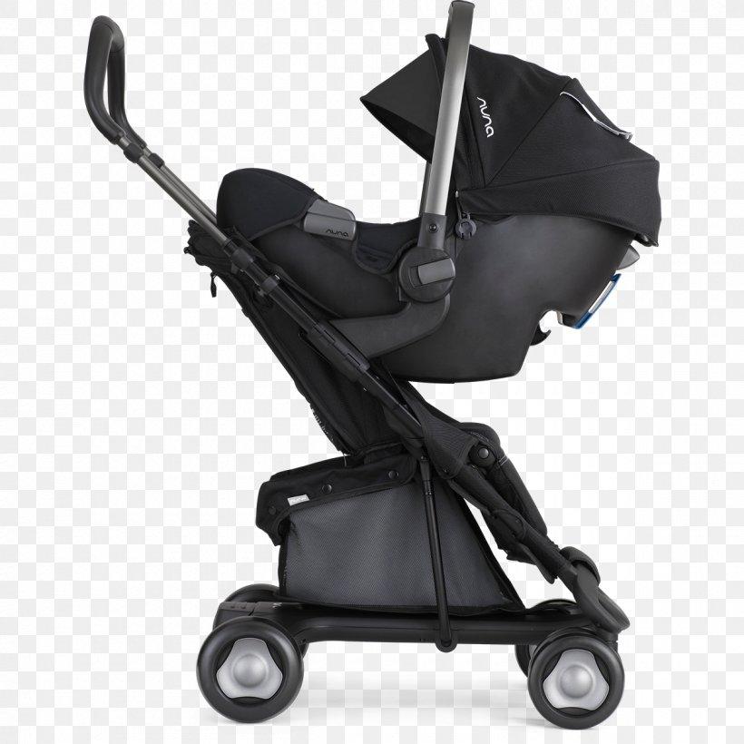 Baby Transport Nuna La Poussette Canne Pepp Luxx Poussette Noir Infant Baby Toddler Car Seats