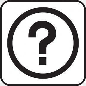 Question Mark - GHS Hazard Pictograms Information Symbol Hazard Communication Standard PNG