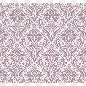 Vintage Traditional Patterns - Vintage Clothing Luxury Silver Wallpaper PNG