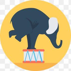 Circus - Indian Elephant African Elephant Elephantidae Clip Art PNG