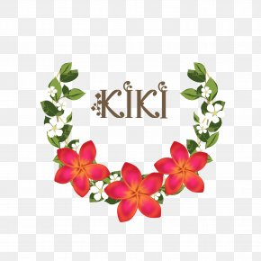 Design - Floral Design Pink M Flowering Plant Font PNG