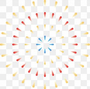Symmetry Yellow - White Yellow Line Circle Symmetry PNG