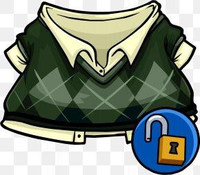 Vest - Club Penguin Sweater Vest Gilets PNG