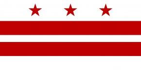 Usa Flag Art - Flag Of Washington, D.C. Flag Of The United States PNG