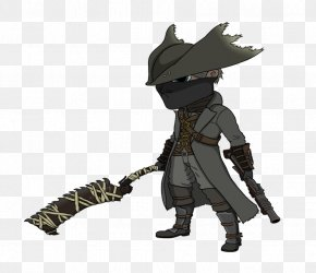 Bloodborne - The Last Of Us Bloodborne Assassin's Creed Syndicate The Hunter Video Game PNG