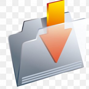 Vector Information Folder - Directory Download Paper Computer File PNG