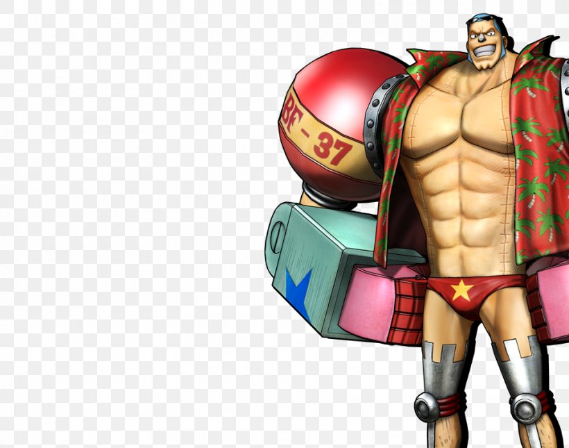 Franky One Piece: Pirate Warriors 3 Roronoa Zoro Monkey D. Luffy, PNG, 960x756px, Franky, Action Figure, Akainu, Cyborg, Fictional Character Download Free