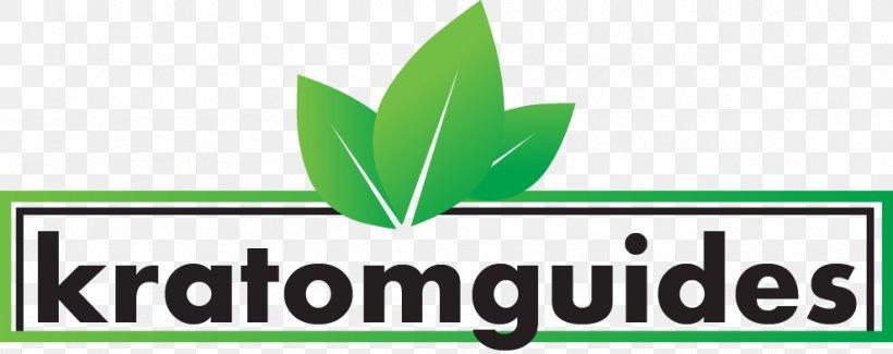 Kratom Green Leaf Logo Red, PNG, 989x392px, Kratom, Area, Brand, Color, Grass Download Free