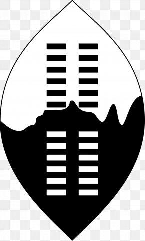 Shield - Flag Of Swaziland Shield Escutcheon Clip Art PNG