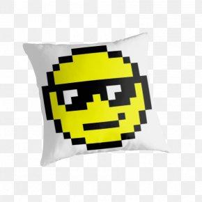 Pixel Art Smiley - Pixel Art Art Museum PNG