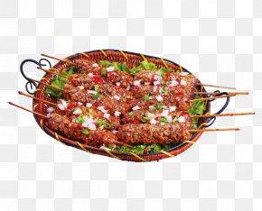 Barbecue Meatballs - Sausage Barbecue Kebab Roast Beef Street Food PNG