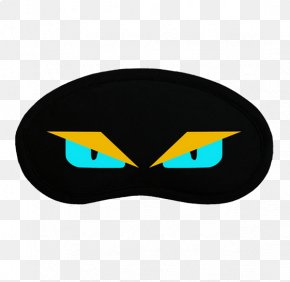 Monster Eye Goggles - Eye Blindfold Goggles PNG