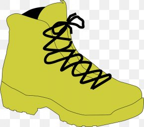 Boot - Hiking Boot Combat Boot Clip Art PNG