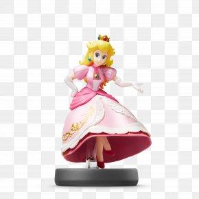 Super Smash Bros. For Nintendo 3ds And Wii U - Super Smash Bros. For Nintendo 3DS And Wii U Princess Peach Super Smash Bros.™ Ultimate PNG