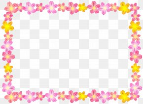 Rectangle Picture Frame - Picture Frame PNG