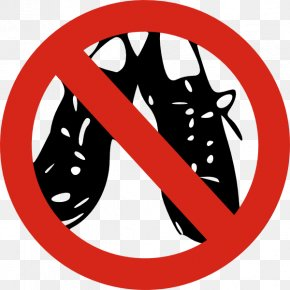 Printable No Cell Phone Sign - Saddle Shoe Nike Clothing Clip Art PNG