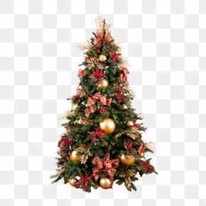 Christmas Tree Decoration - Christmas Tree Christmas Decoration PNG