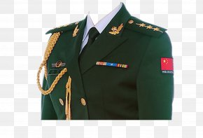 Military Police Blue Clothing - Military Uniform Clothing PNG