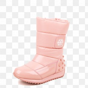 Children Snow Boots - Snow Boot Shoe Walking PNG