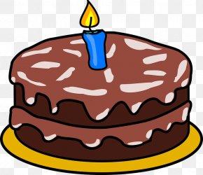Birthday Cake - Birthday Cake Chocolate Cake Cupcake Torte Layer Cake PNG