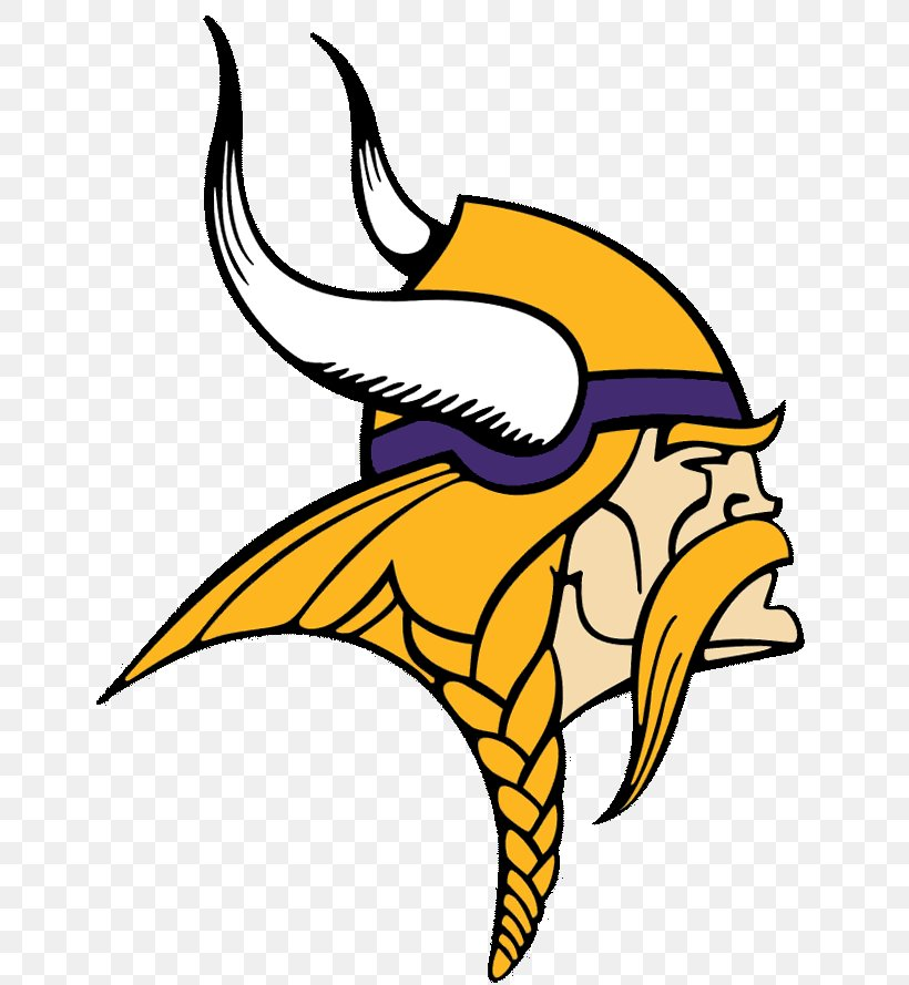 U.S. Bank Stadium Minnesota Vikings National Football League Playoffs NFL New Orleans Saints, PNG, 677x889px, 2018 Minnesota Vikings Season, Us Bank Stadium, Art, Artwork, Beak Download Free