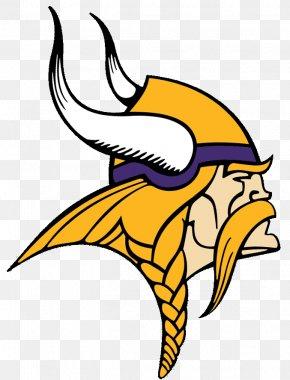Baby Viking Cliparts - U.S. Bank Stadium Minnesota Vikings National Football League Playoffs NFL New Orleans Saints PNG