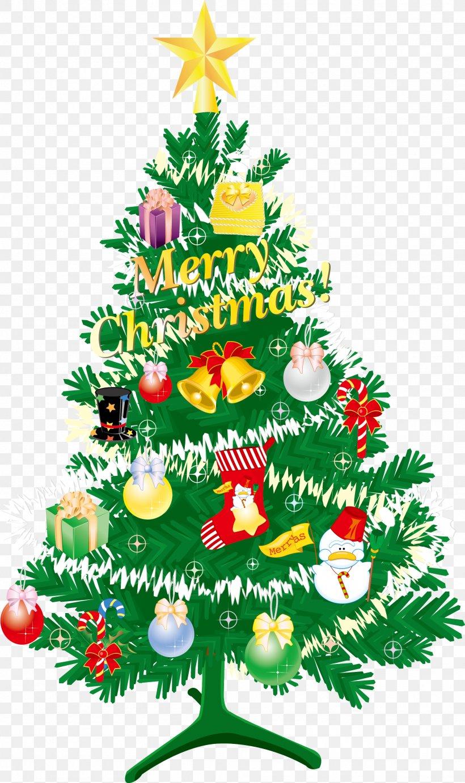Christmas Tree Christmas Gift Santa Claus, PNG, 1924x3243px, Christmas, Christmas Decoration, Christmas Ornament, Christmas Tree, Conifer Download Free