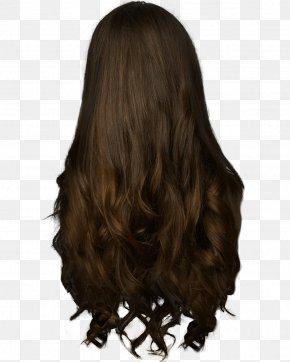 Women Hair Image - Black Hair Long Hair Hairstyle PNG