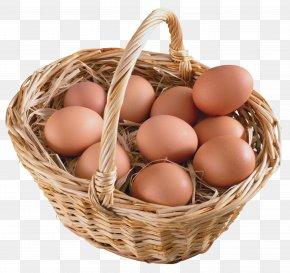 Eggs Image - Egg In The Basket Fried Egg Breakfast PNG