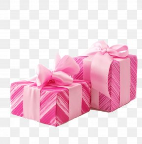 Pink Gift - Gift Box Stock Photography Pink PNG