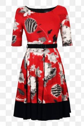Ms. Sleeve Dress - Sleeve Fashion Dress PNG