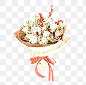 Dish Cuisine - Cut Flowers Bouquet Flower Food Plant PNG